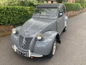 Picture of 1961 CITROEN 2CV