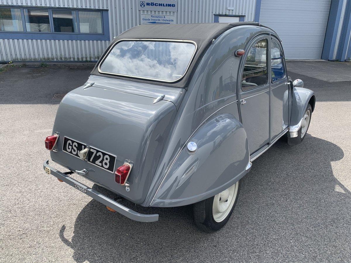 1961 CITROEN 2CV For Sale (picture 8 of 18)