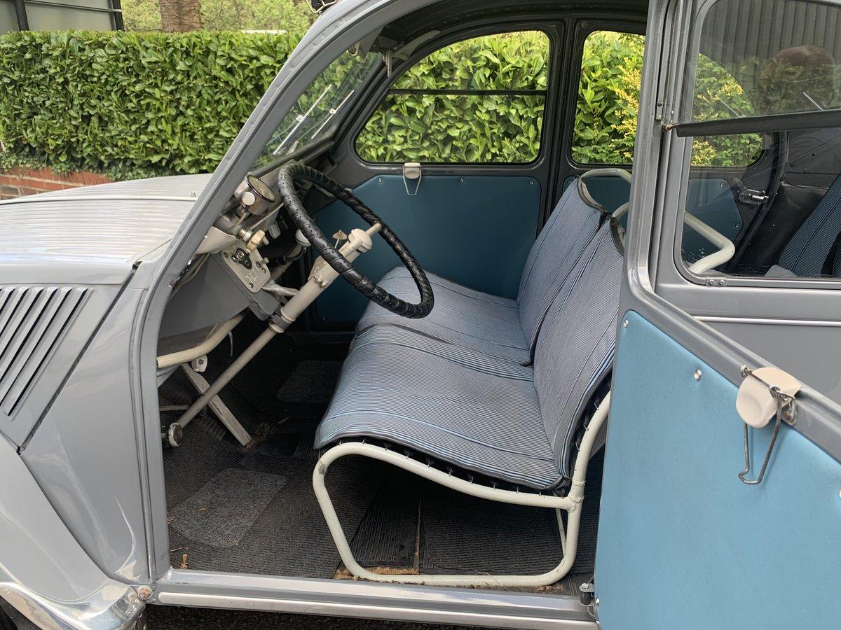 1961 CITROEN 2CV For Sale (picture 10 of 18)