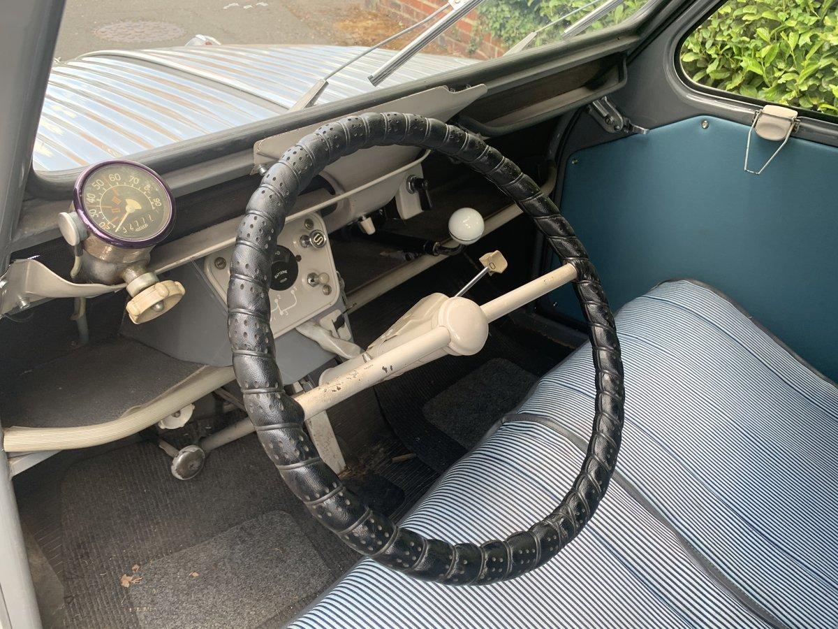 1961 CITROEN 2CV For Sale (picture 11 of 18)