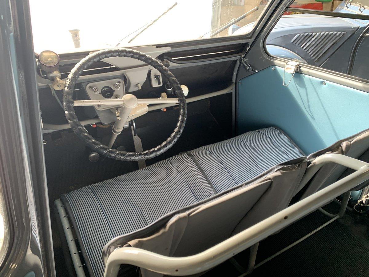 1961 CITROEN 2CV For Sale (picture 16 of 18)