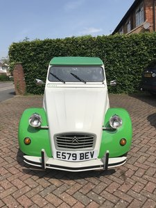 Picture of 1987 2CV Reluctant sale