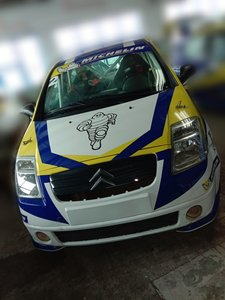 Picture of 2009 Citroen C2 Rally Race Car Michelin LHD For Sale
