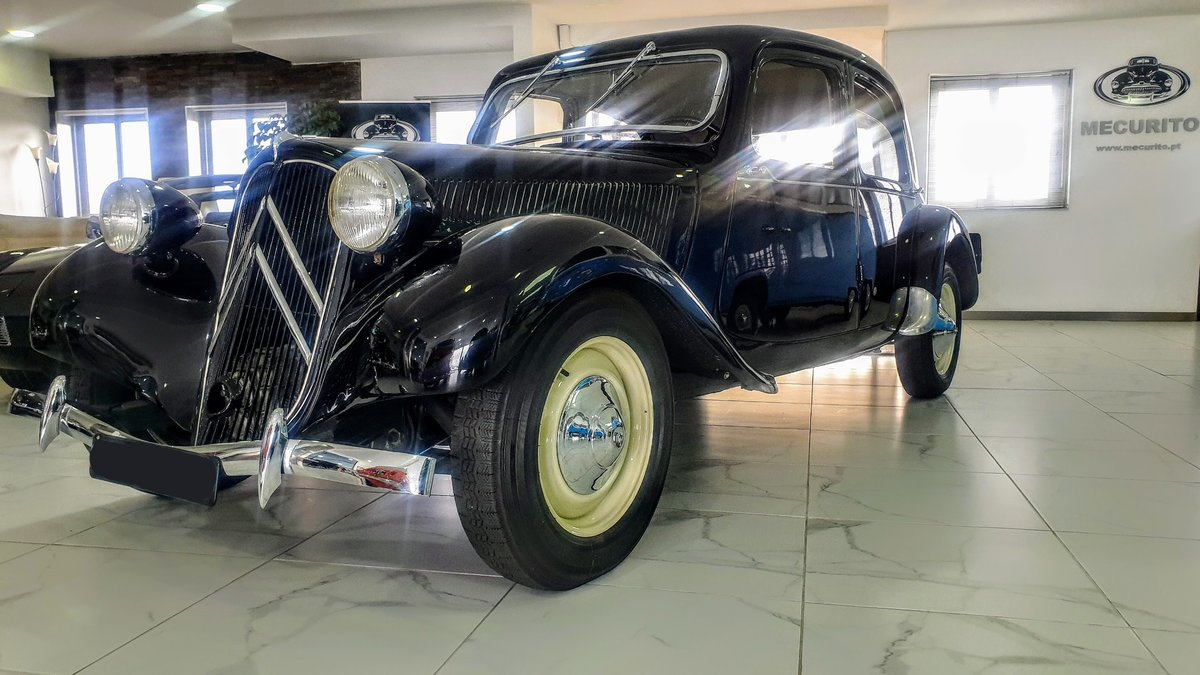 Citroen 11BL - 1948 For Sale (picture 1 of 6)