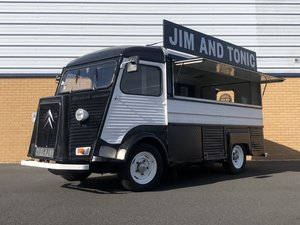 Picture of 1974 Citroen HY Van // Mobile Events Bar Business // Catering Van For Sale
