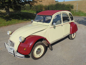 Picture of 1988 Citroen 2CV6 Special SOLD
