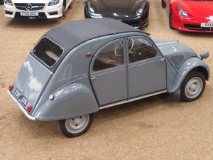 Picture of 1958 Citroen 2CV for auction 29th - 30th October SOLD by Auction