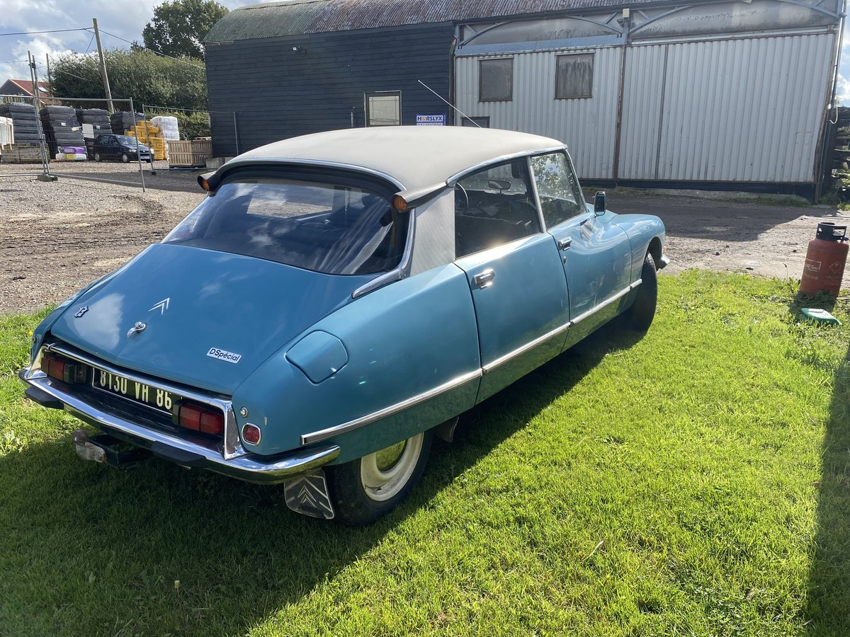 1973 Citroen DS 19 LHD for auction 28th/29th April For Sale by Auction (picture 2 of 4)