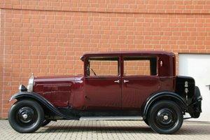 Picture of Citroën AC4 viertürige Limousine, 1929 SOLD
