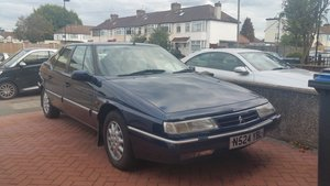 Picture of 1996 Citroen XM exclusive TD (2445cc) 5 speed manual
