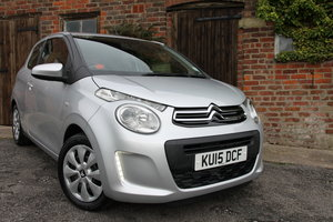 Picture of 2015'15 Citroen C1 1.0 VTi Feel 3dr FSH, AC, BT, DAB, £0 Tax For Sale