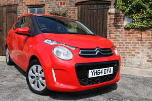 Picture of 2014'64 Citroen C1 1.0 VTi Feel 3dr FSH, AC, DAB, BT, £0 Tax For Sale