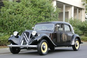 Picture of Citroën 11CV Traction Avant, 1954, 14.900,- Euro