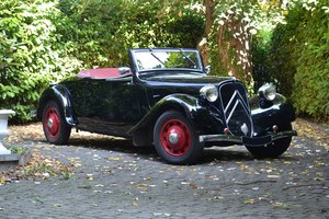 Picture of 1938 Citroën Traction 11BL Cabriolet