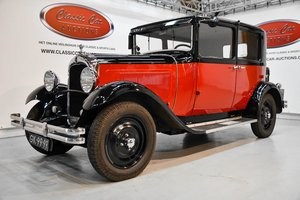 Picture of Citroen C4 1932 For Sale by Auction