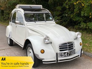 Picture of 1988 Citroen 2CV Special - 32,300 miles - Galvanised Chassis