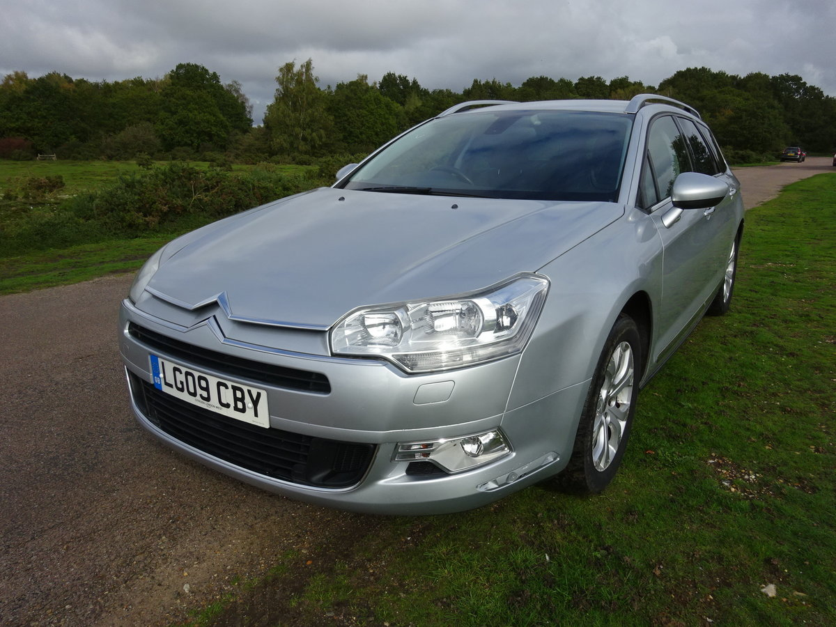 2009 CITROEN C5 2.0 HDI EXCLUSIVE         **DEPOSIT TAKEN** For Sale (picture 1 of 6)