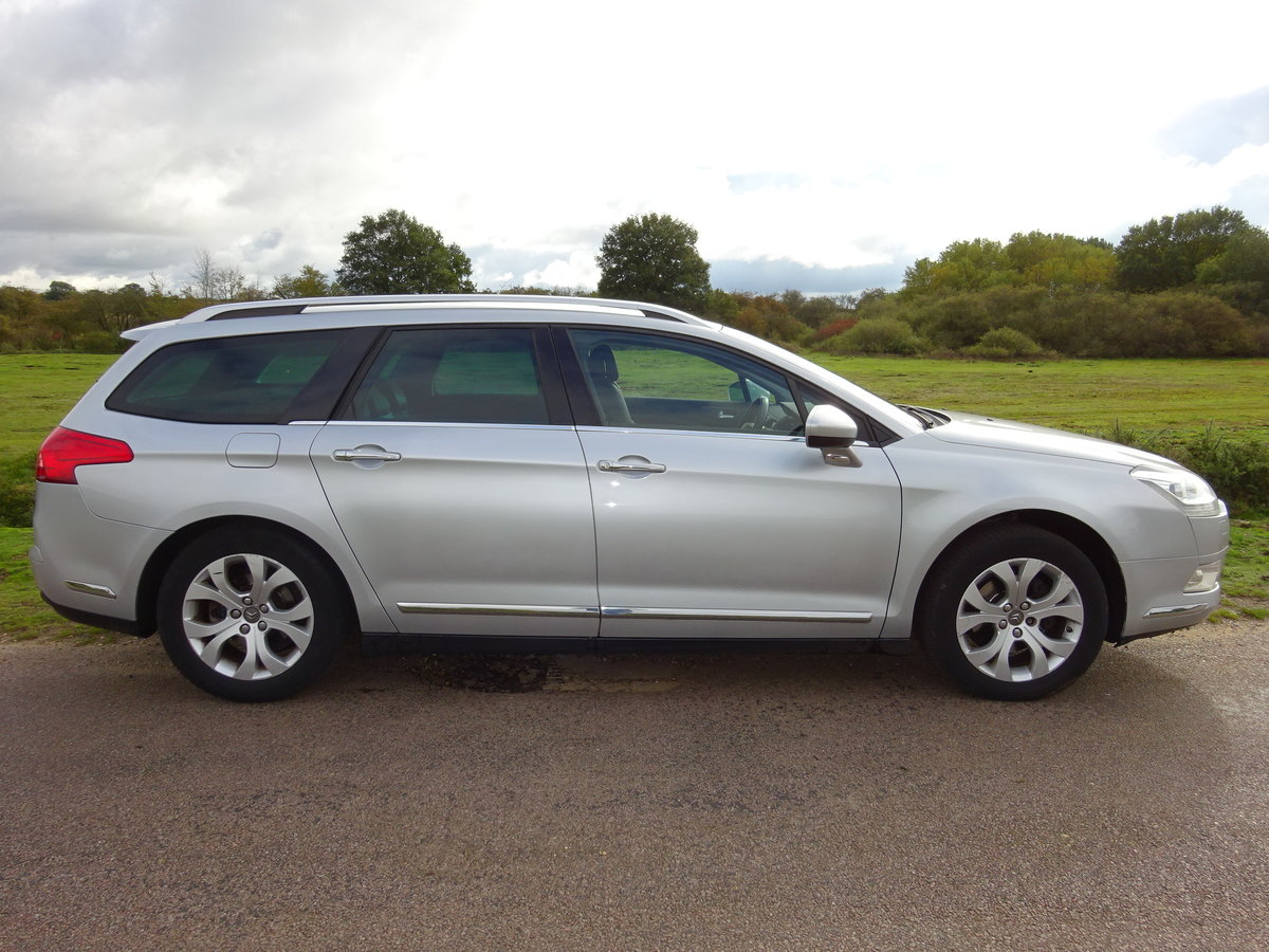 2009 CITROEN C5 2.0 HDI EXCLUSIVE         **DEPOSIT TAKEN** For Sale (picture 3 of 6)