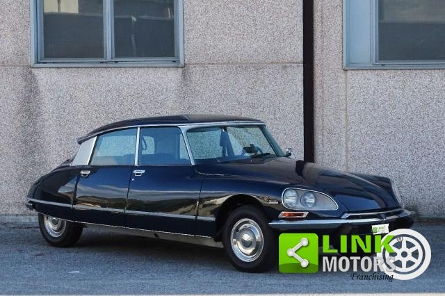 1972 CITROEN DS 23 PALLAS **RESTAURO PROFESSIONALE ** For Sale (picture 1 of 6)