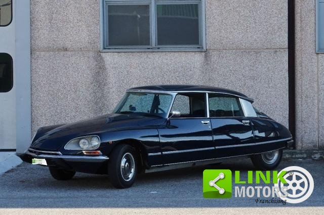 1972 CITROEN DS 23 PALLAS **RESTAURO PROFESSIONALE ** For Sale (picture 2 of 6)