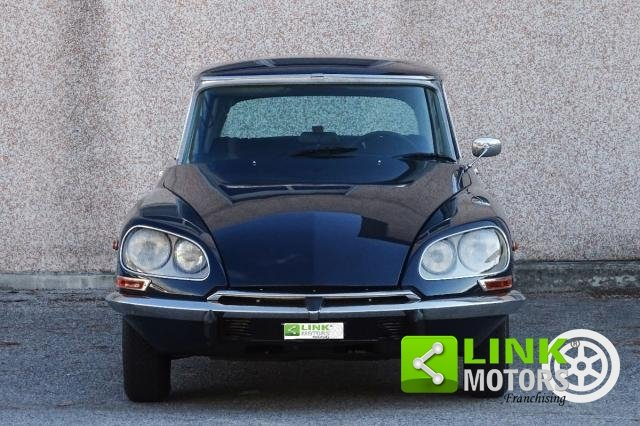 1972 CITROEN DS 23 PALLAS **RESTAURO PROFESSIONALE ** For Sale (picture 3 of 6)