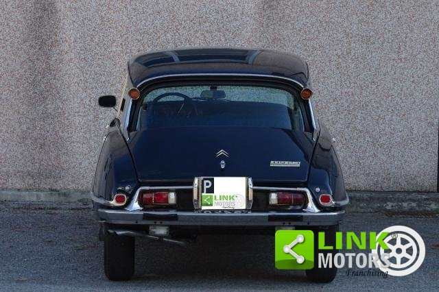 1972 CITROEN DS 23 PALLAS **RESTAURO PROFESSIONALE ** For Sale (picture 4 of 6)