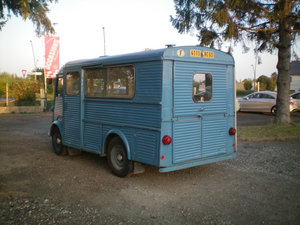 Picture of 1964 Citroen Hy Van ex Police Extended Model (very rare) Petrol 1
