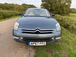 Picture of 2007 (57) CITROEN C6 2.7HDi V6 (208) ,AUTO, FULL LEATHER For Sale