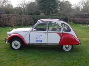 Picture of 1988 F Reg 2CV6 Dolly