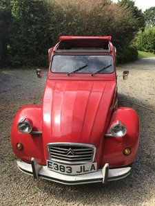 Picture of 1985 Citroen 2CV6 Special