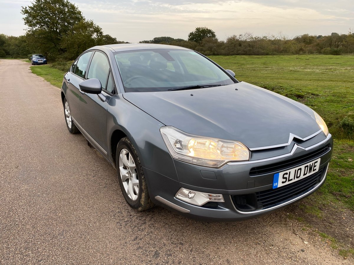 2010 CITROEN C5 2.0HDi ( 160bhp ) VTR+ NAV 6SPD MANUAL SOLD (picture 2 of 6)
