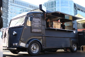 Picture of 1960 Citroen H Van Catering Van - Fitted out