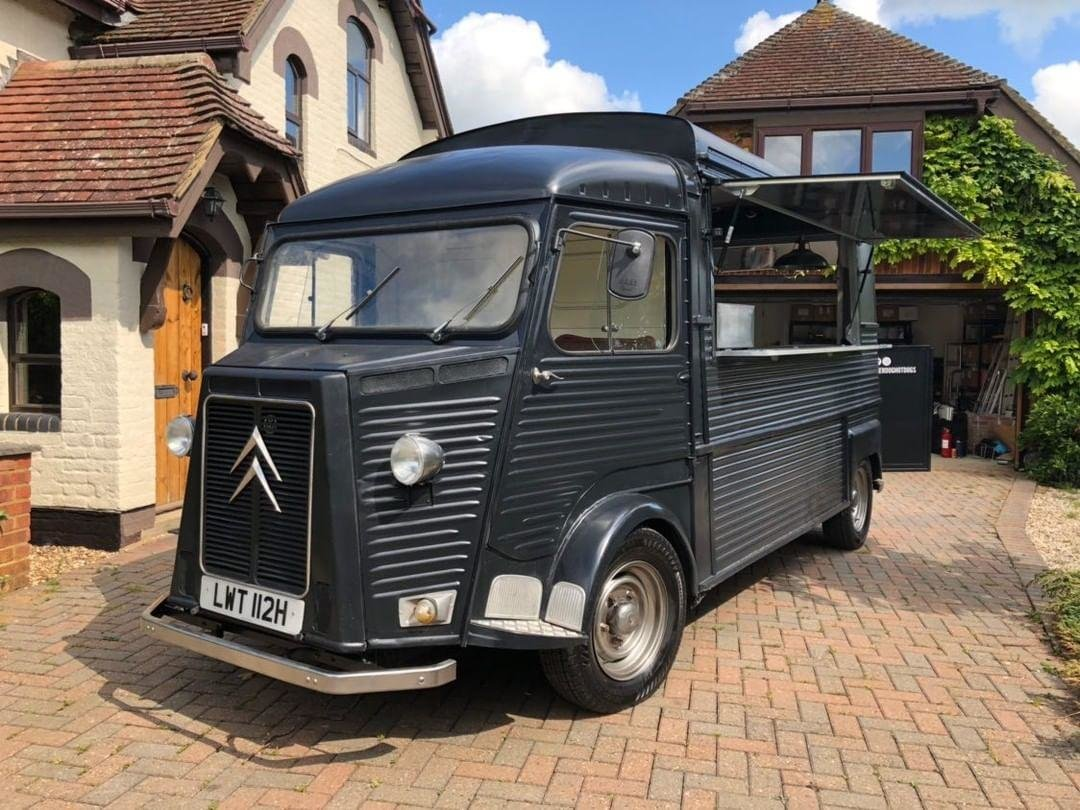 1960 Citroen H Van Catering Van - Fitted out For Sale (picture 2 of 6)