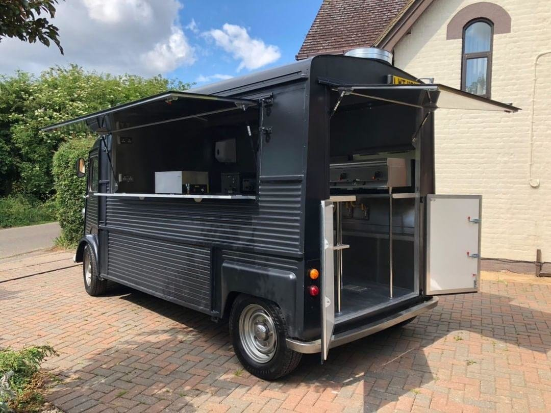1960 Citroen H Van Catering Van - Fitted out For Sale (picture 3 of 6)