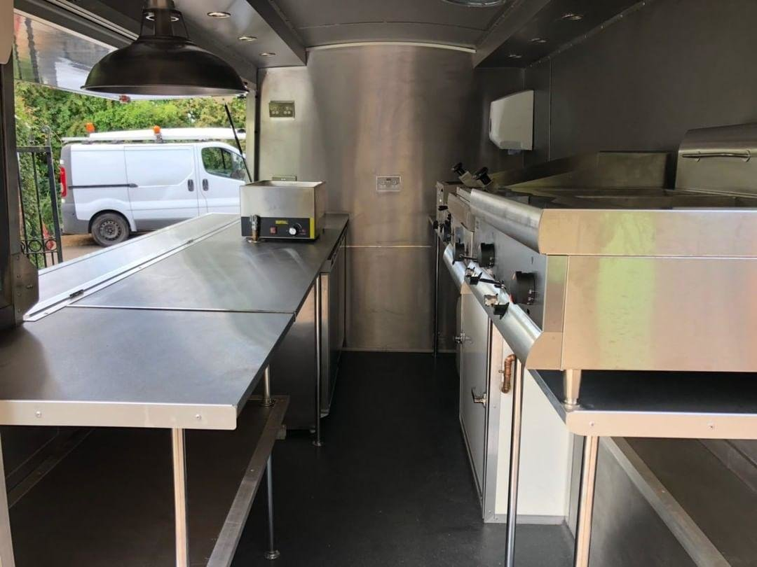 1960 Citroen H Van Catering Van - Fitted out For Sale (picture 4 of 6)