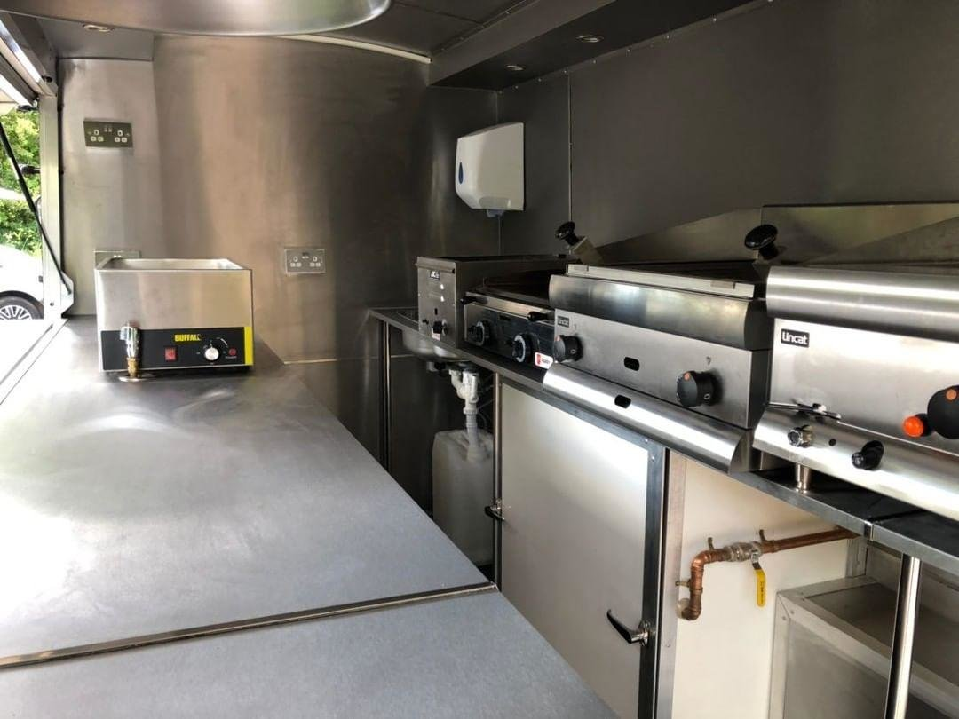 1960 Citroen H Van Catering Van - Fitted out For Sale (picture 5 of 6)