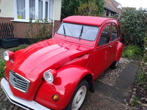 Picture of 1989 Citroen 2cv special,just restored,solid car, For Sale