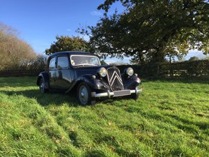 Picture of 1955 Citroen Traction Avant LHD