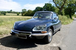 Citroen DS21 Pallas