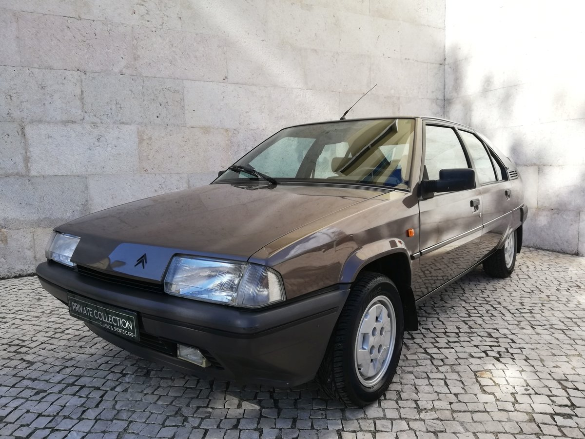 1989 Citroen bx gti 1 owner, original For Sale (picture 1 of 6)