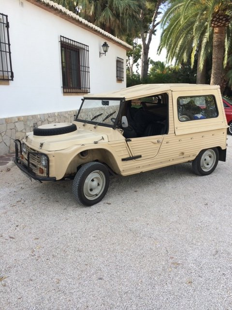 1980 Mehari Not To Be Missed For Sale (picture 1 of 4)