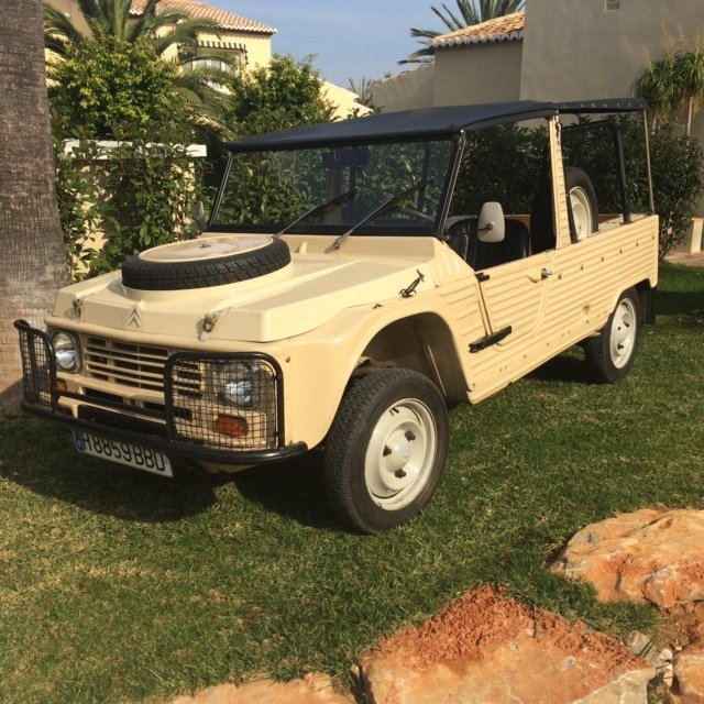 1980 Mehari Not To Be Missed For Sale (picture 2 of 4)