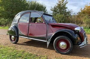 Picture of 1985 Citroen 2CV Charleston galvanised chassis