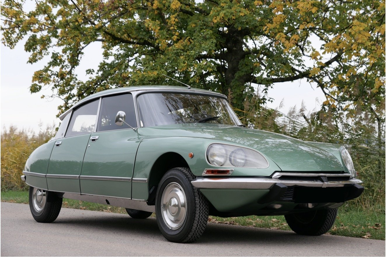 1972 Citroen DS For Sale (picture 1 of 6)