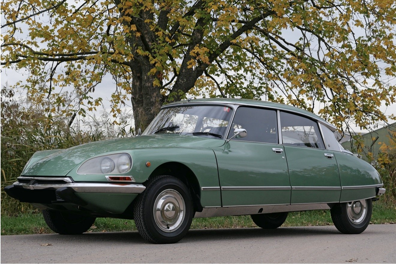 1972 Citroen DS For Sale (picture 2 of 6)