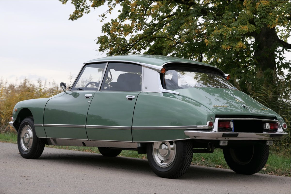1972 Citroen DS For Sale (picture 3 of 6)