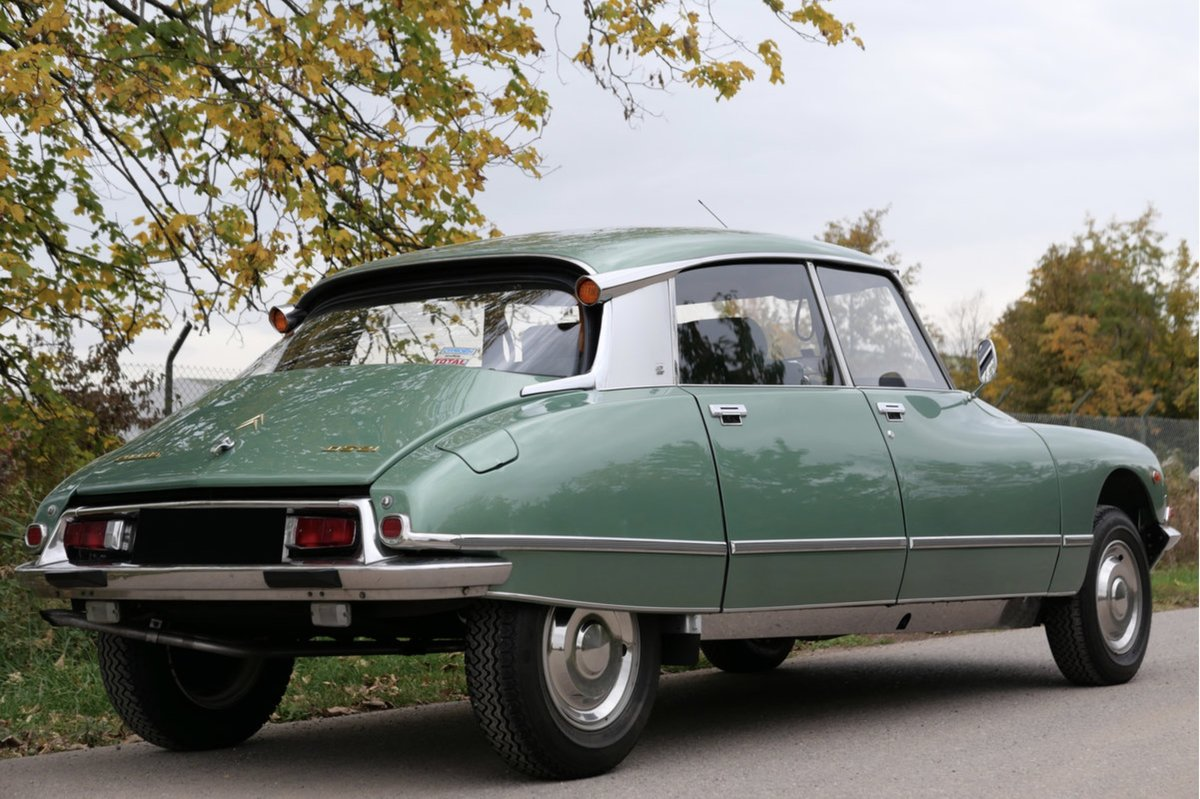 1972 Citroen DS For Sale (picture 4 of 6)