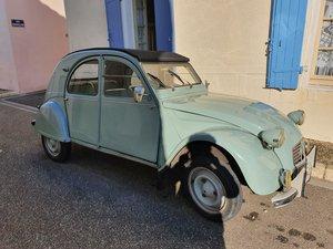 Picture of 1963 Citroën 2cv MIXTE/ENAC commerciale!