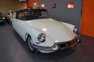 "Picture of 1963 Citroen ID 19 Cabriolet ""Usine"""