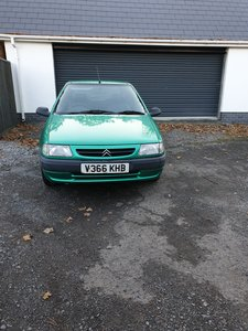 Citroen Saxo 1.1  Only 38.6K miles with F.S.H.